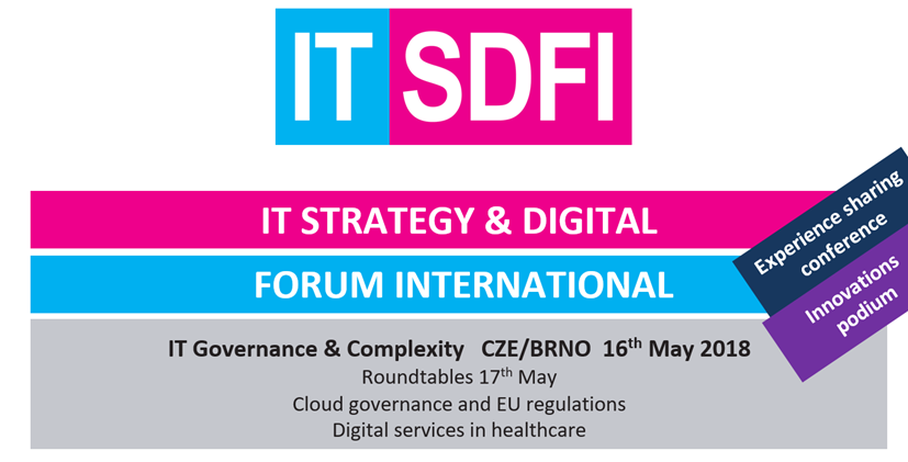 ITSDFI Conference May 2018
