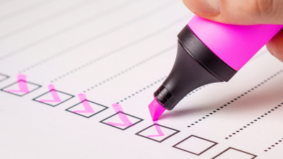 The ITSM Software Review 2017 - ticking a checklist