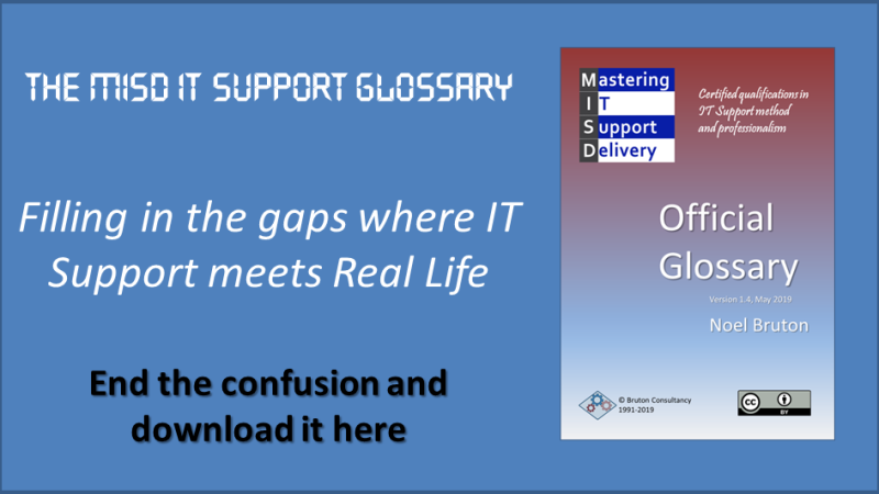 Download the MISD IT Support Glossary