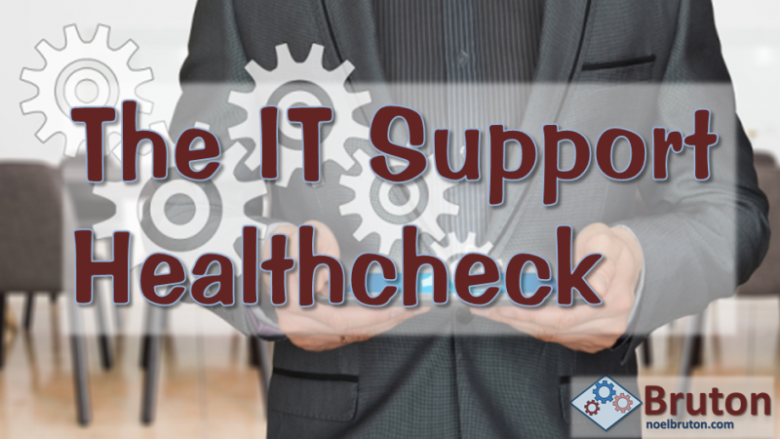 IT Support Healthcheck feature image